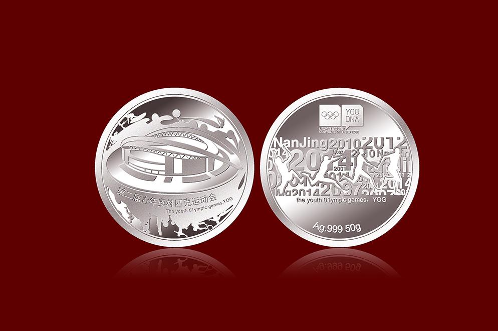 定制银质纪念币开模费用是多少