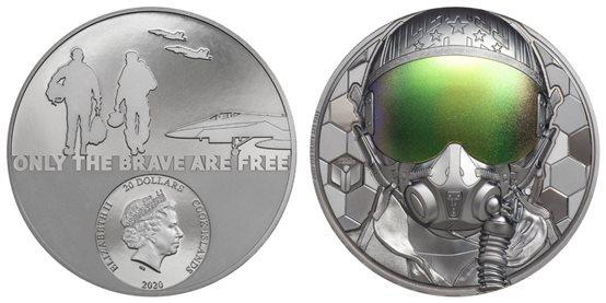 纪念币万花筒:8月国际新品(上)