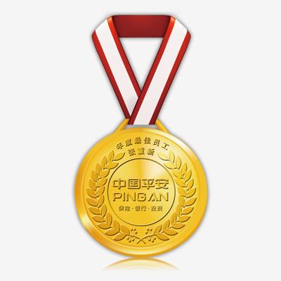 中国平安年度最佳员工奖