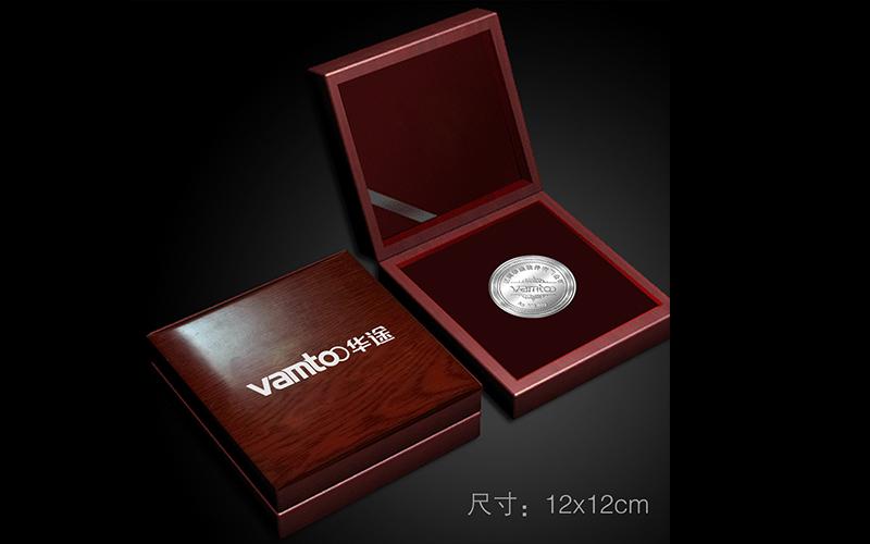 杭州华途软件有限公司五周年纪念币