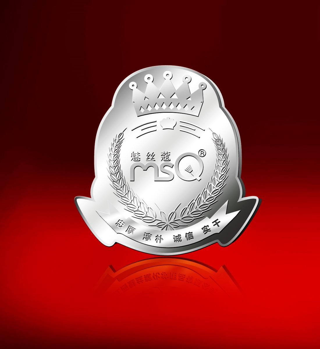 为什么大企业公司都喜欢定制logo形象金属纪念章