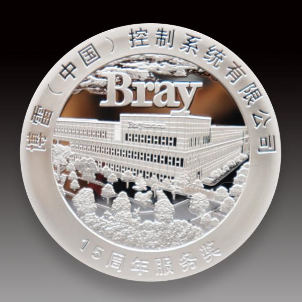 博雷(中国)控制系统银币定制