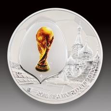 足球杯银币