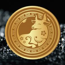 牛年金章定制金币