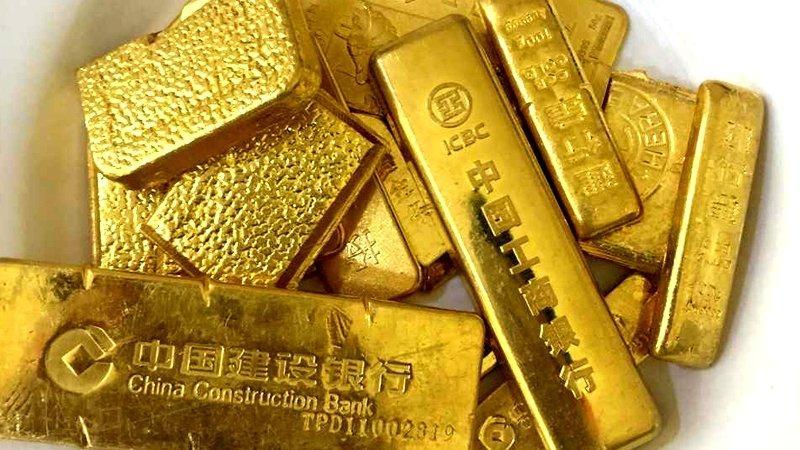 金条的重量是多少,一根标准的金条重量怎么算?