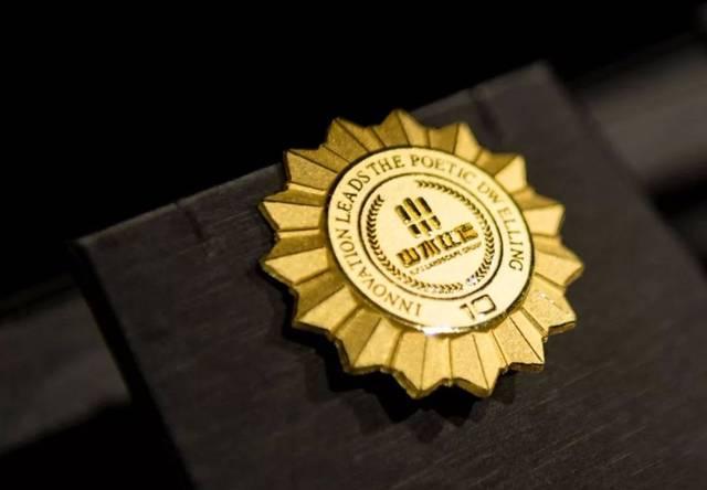 纪念徽章胸章定制常见尺寸规格及薄厚各是多少一般多少钱