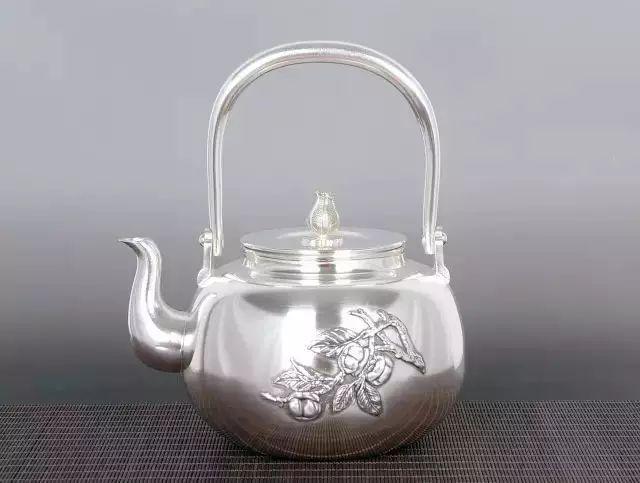 纯银制品银壶如何做好日常保养?